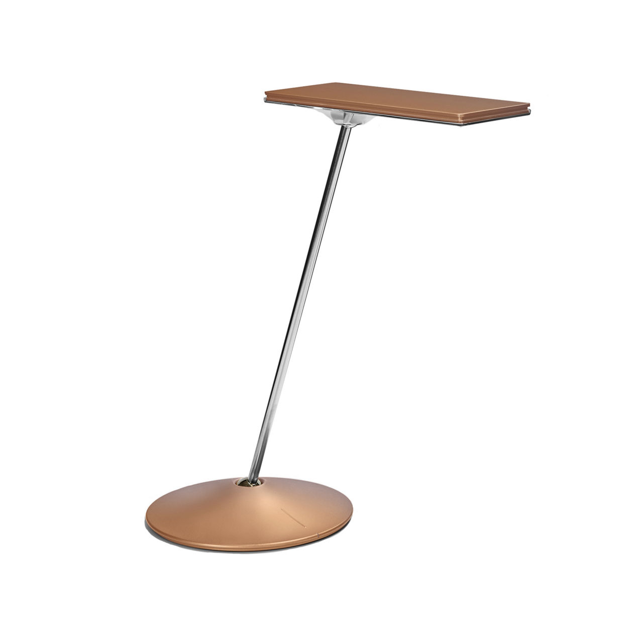 Horizon 20 Desk Lamp in Bronze Gold by Humanscale