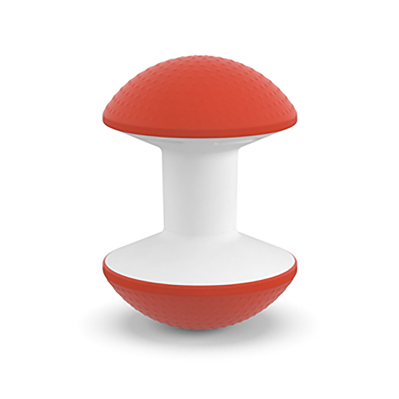 Ballo Stool in Red by Humanscale