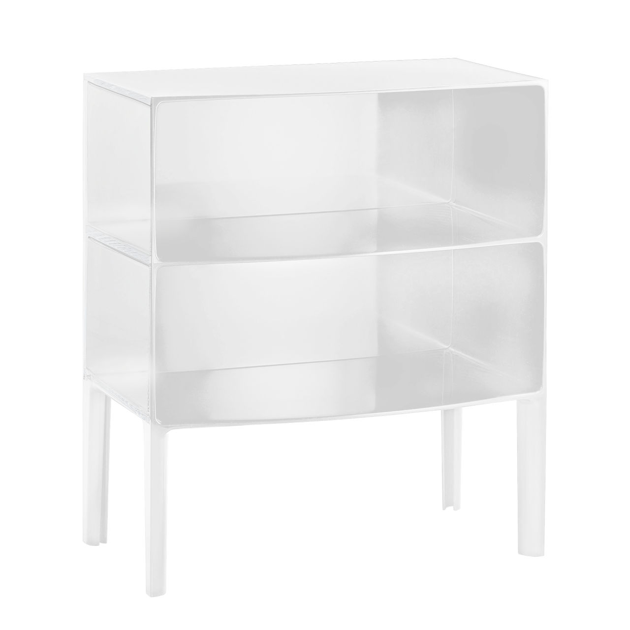 Ghost Buster in Crystal by Kartell