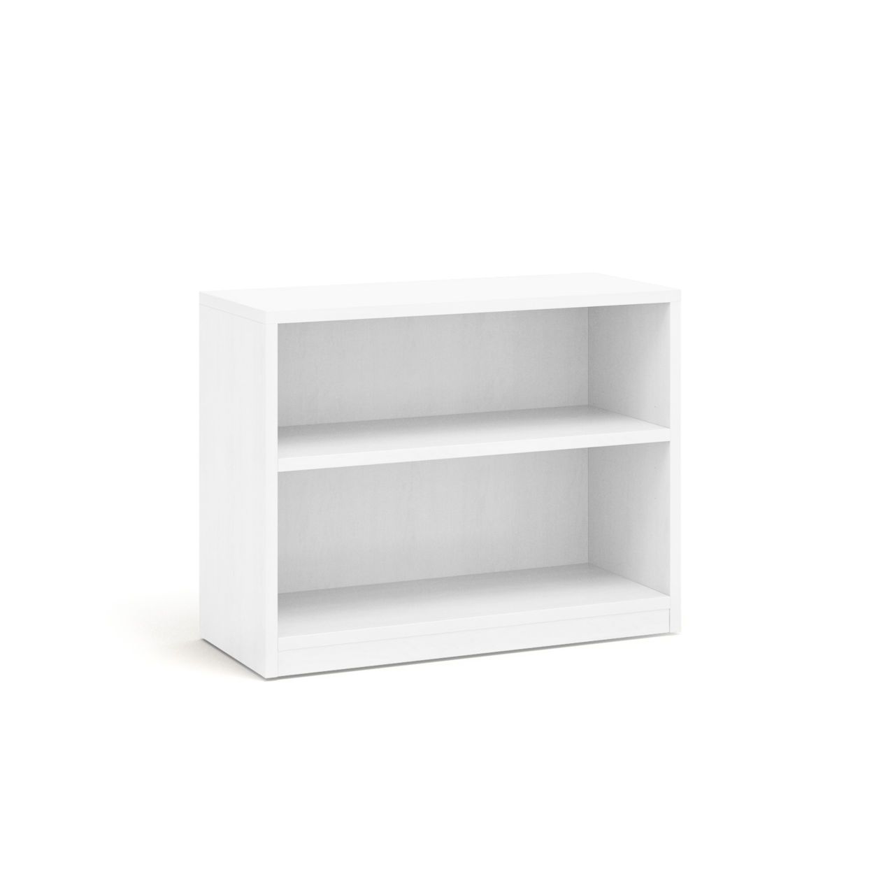 Currency Bookcase in Arctic White by Steelcase