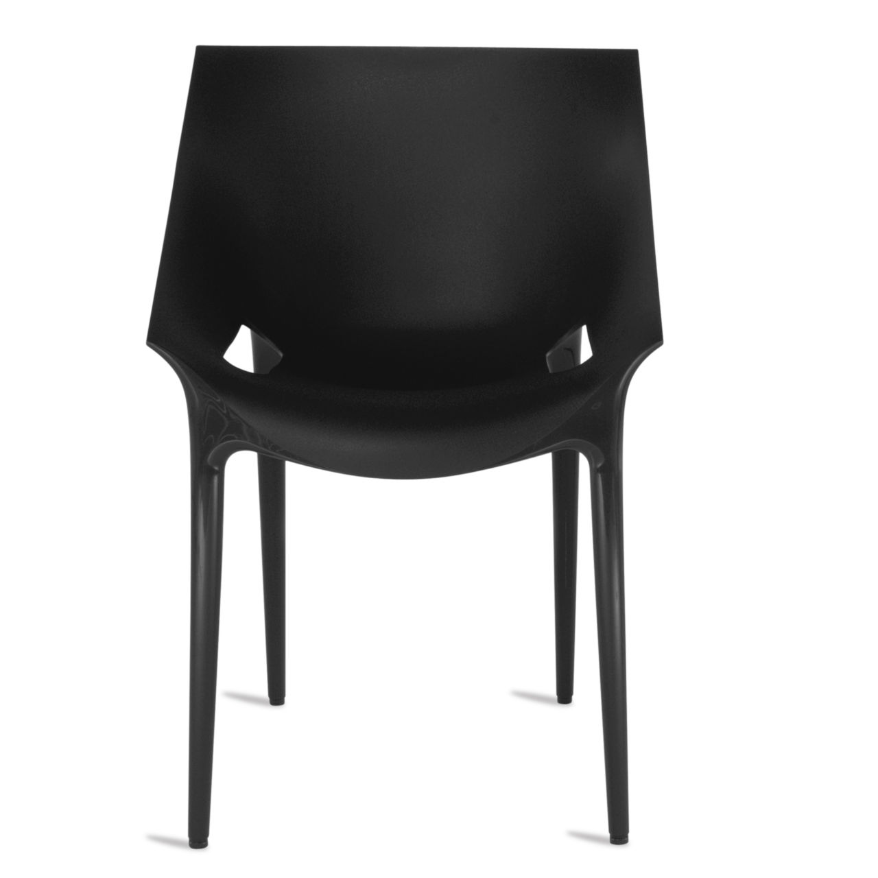 Dr Yes Chair in Black by Kartell