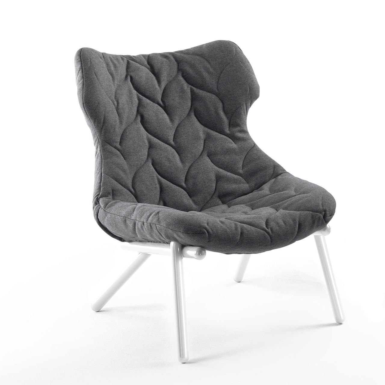 Foliage Chair in Grey by Kartell