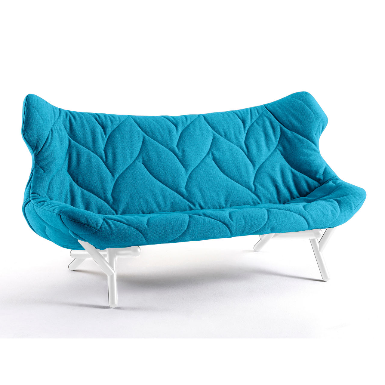 Foliage Sofa in Blue by Kartell