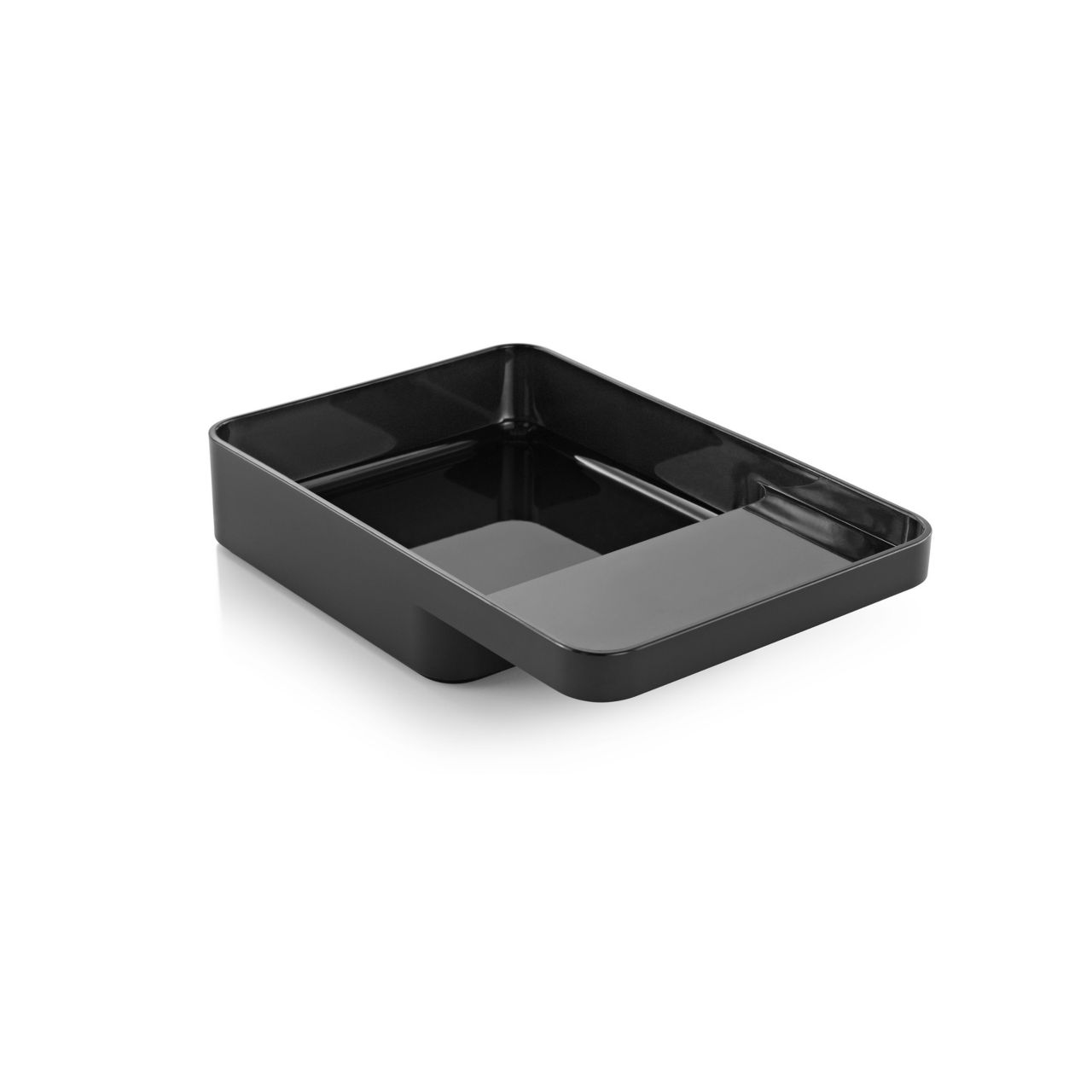 Formwork Large Tray in Onyx by Herman Miller