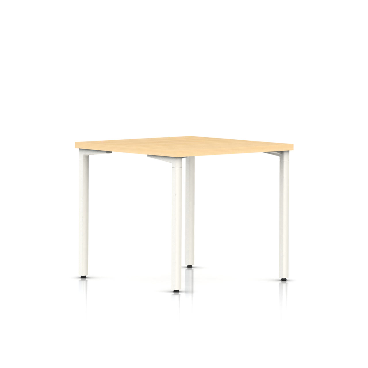 Everywhere Square Table in Natural Maple 30 IN x 30 IN by Herman Miller