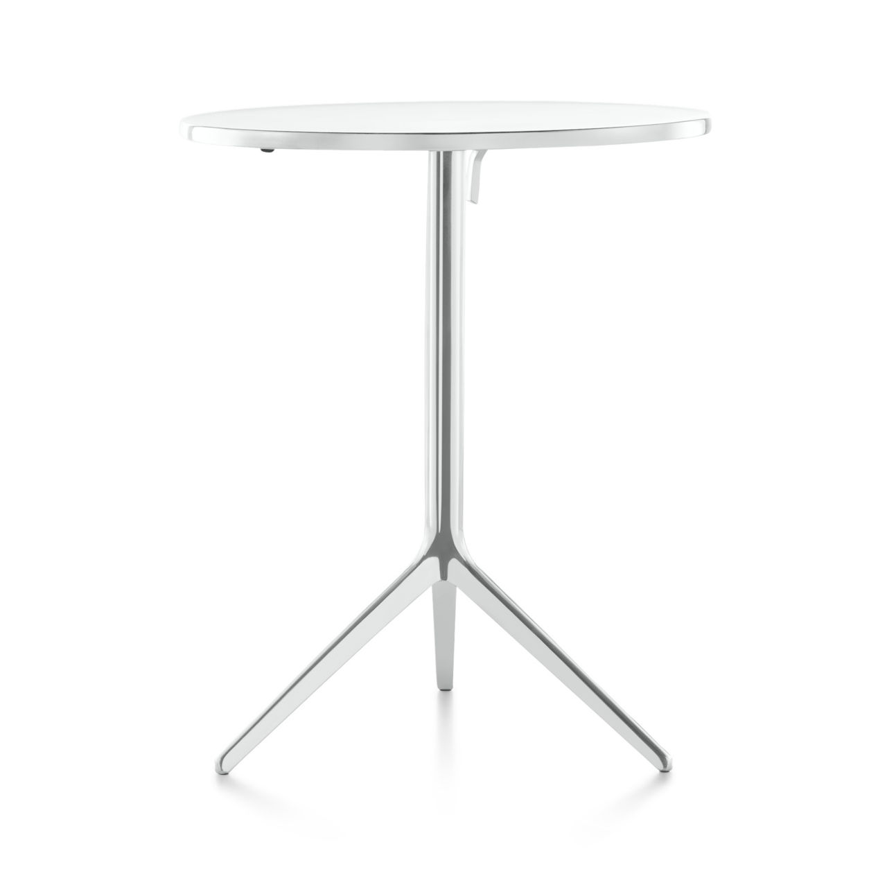 Central Table Outdoor in White by Magis