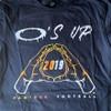 Os UP 2019 Gameday shirt