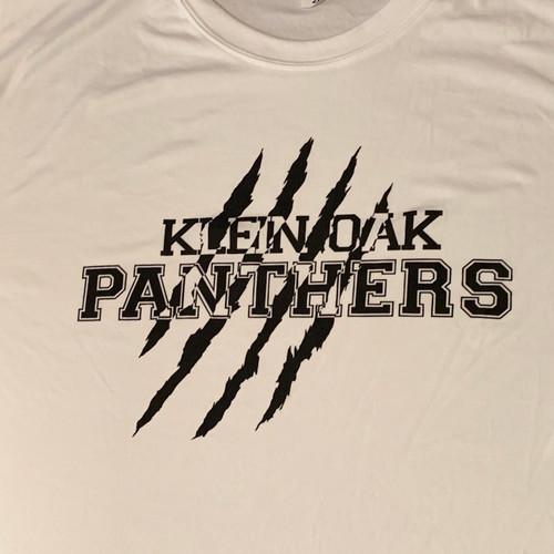 LS White Klein Oak panthers