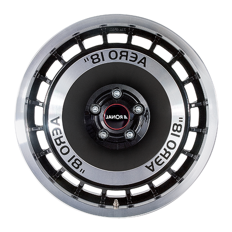 R50 AERO 5x114.3 16x7.5 40 B/FC