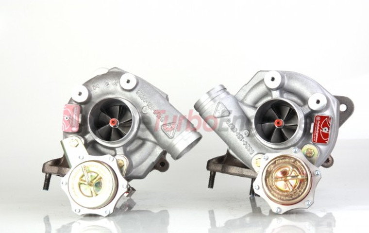 TTE650 993 / 996 UPGRADE TURBOCHARGERS