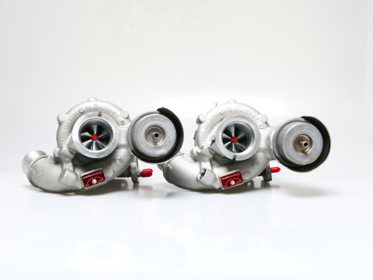 TTE600 991.2 S / GTS UPGRADE TURBOCHARGERS