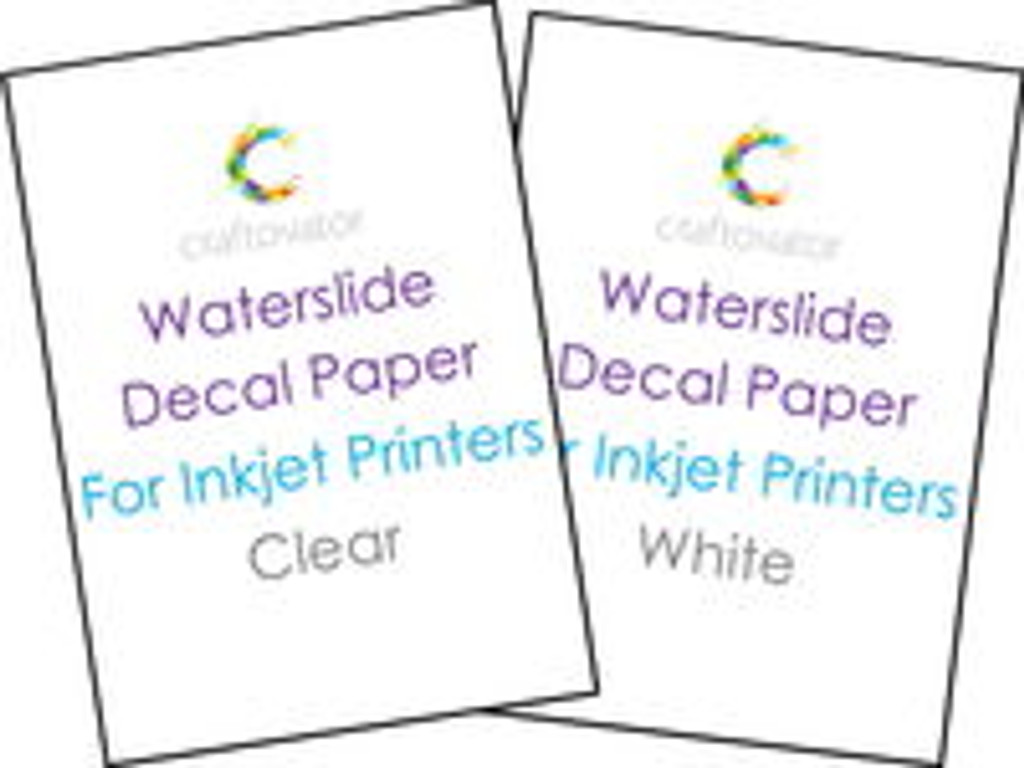 FAQs: Troubleshooting Common Problems with Waterslide Decal Paper