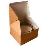 50cl Kraft Candle Box