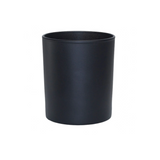 Karen 20cl Matte Black Container