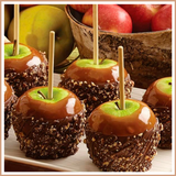 Cocoa Caramel Apple Candle Making Fragrance Oil