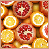 Pomegranate Mandarin & Amber Fragrance Oil