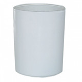 Karen 30cl Matte White Container