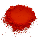 Neon Orange Synthetic Mica