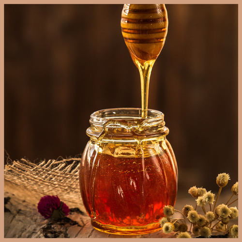 Dark Honey & Tobacco Fragrance Oil