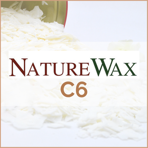 C6 Soy Coconut Container Wax Blend