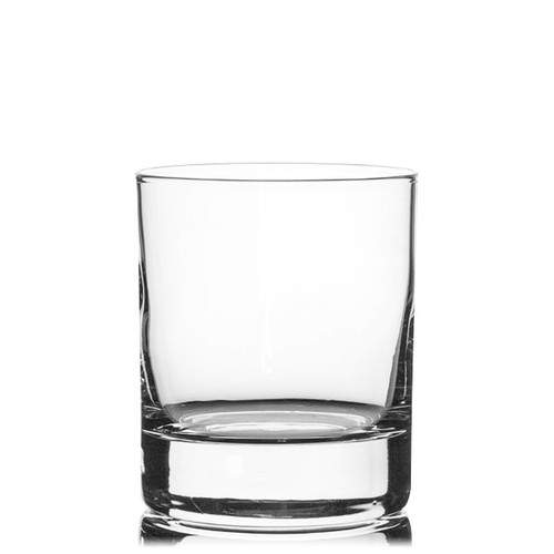 Karen 20cl Clear Glass Container