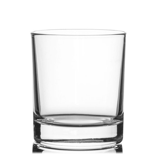 Karen 30cl Clear Glass Container