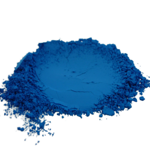 Neon Blue Synthetic Mica