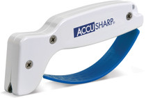 Accusharp V Sharp Tungston Carbide Replaceable Blade Sharpener AS1