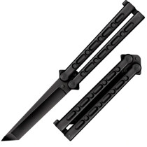 COLD STEEL Balisong Tanto Blade Butterfly Knife