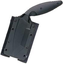 KA BAR Large TDI Black Drop Point Black Zytel Handle Fixed Blade Knife