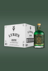Absinthe Non-Alcoholic Spirit Case Of 6 | Lyre's