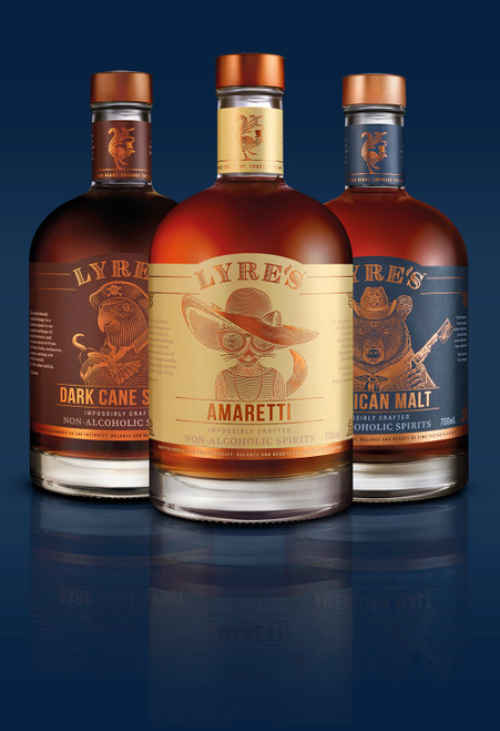 Non-Alcoholic Booze Free Month Sweet and Sour Set | Lyre's