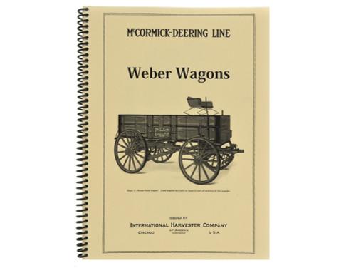 McCormick-Deering Line - Weber Wagons Catalog Reprint