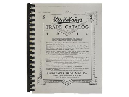 Studebaker Trade Catalog 1911