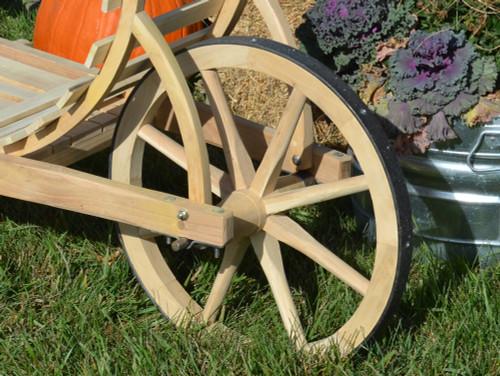 "Wheelbarrow Wheel 18"""