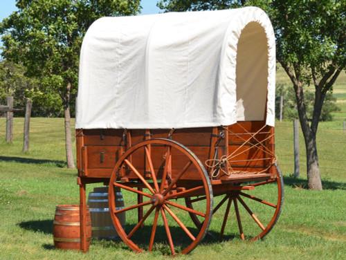 Display Trail Pup Wagon