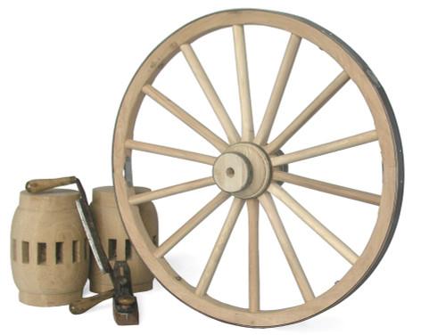 "Scale Cannon Wheels 24""-30""-36"""