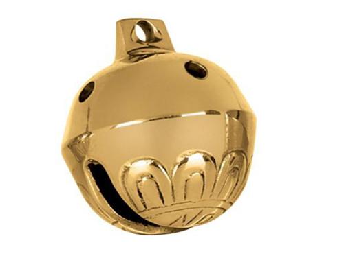 Sleigh Bell-Solid Cast Brass