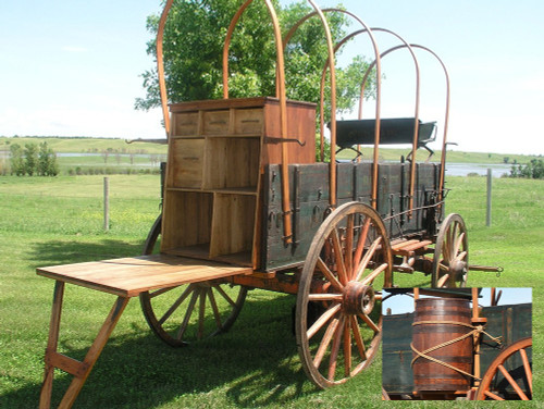 Chuck Wagon Conversion