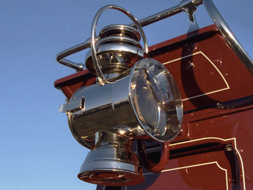 Studebaker-Style Hitchwagon Lamps