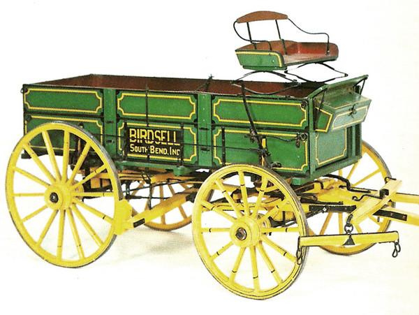 Birdsell Farm Wagon Plans