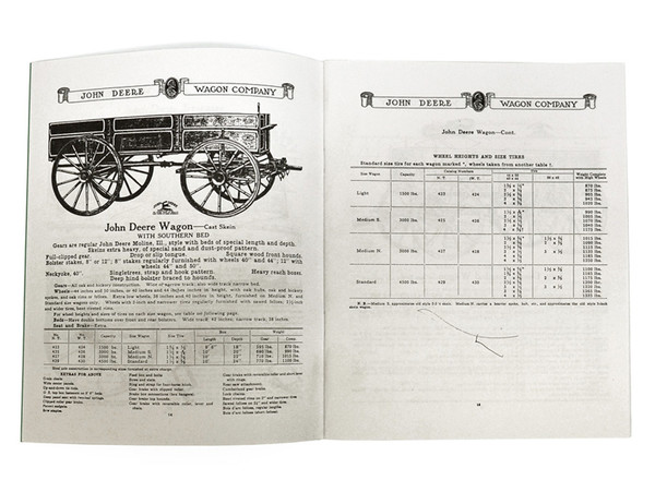 John Deere Wagons #31