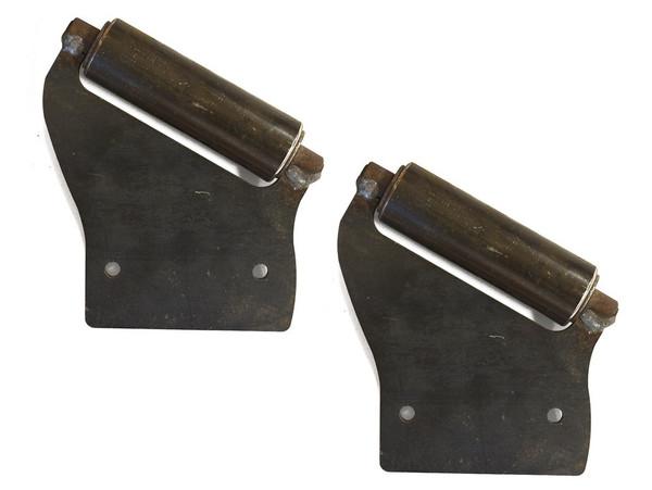 Wagon Roller Rub Irons-Pair