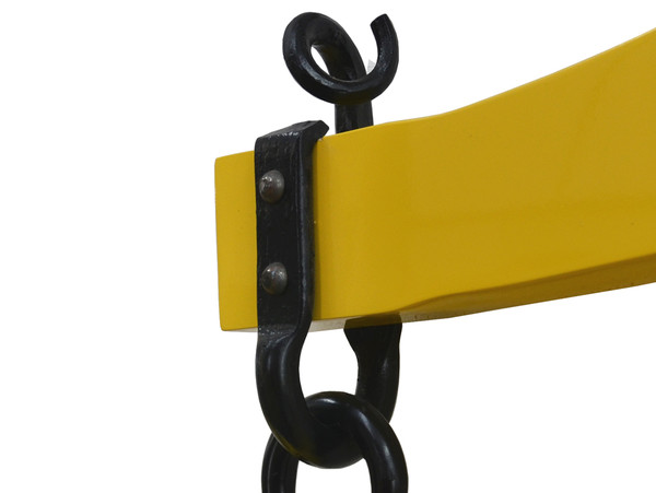 Clevis with Hook-Iron