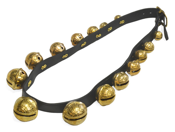 15 Sleigh Bell Premium Strap