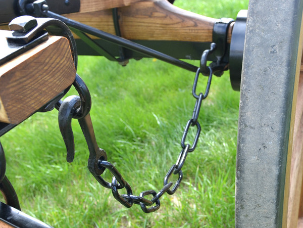 Wagon Stay Chains with Hook