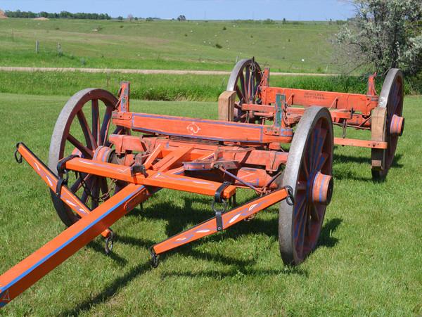 Peter Schuttler Original Mountain Wagon Gear