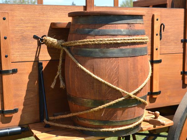 Barrel Support Rings-Set