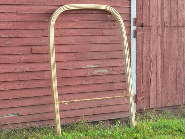 Flat Top Wagon Bows