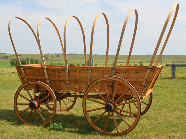 Conestoga for Display or Parade Use